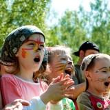 Весенний детский слет. Май-2012