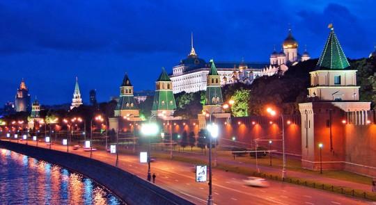 Прогулка с детьми по Москве