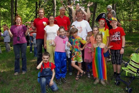 Детский семейный фестиваль Зоопарк