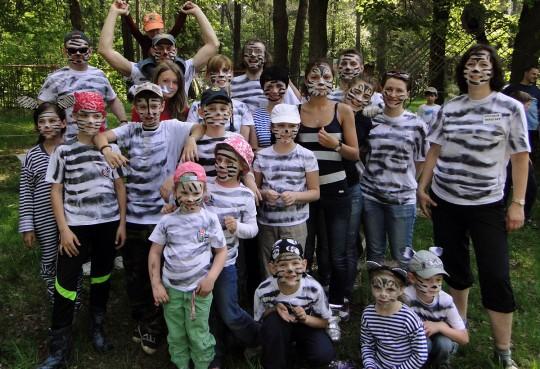 Детский семейный фестиваль ПоХодуДела. Весна-13