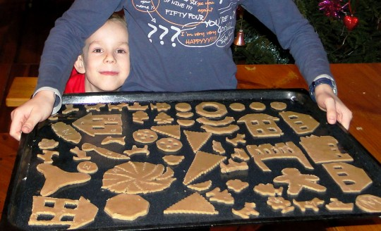 Печенки у Пряников