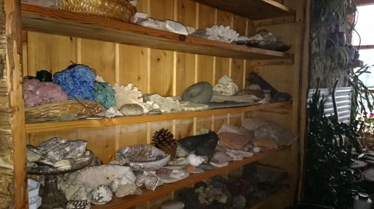 Коллекция минералов Яна