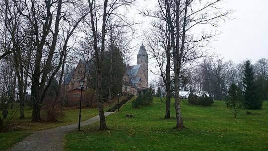Замок Таагпера