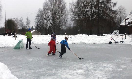 Хоккей!