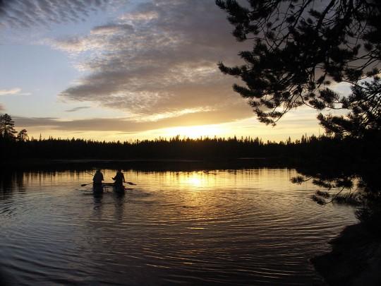Озеро Пистоярви
