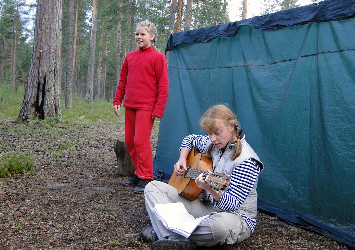 Детский концерт. ПоХодуДела.ру